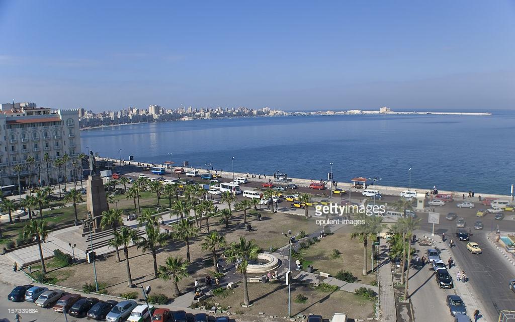 Pictures of alexandria egypt