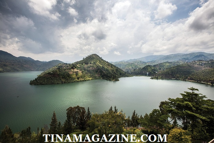 all about lake kivu and pics