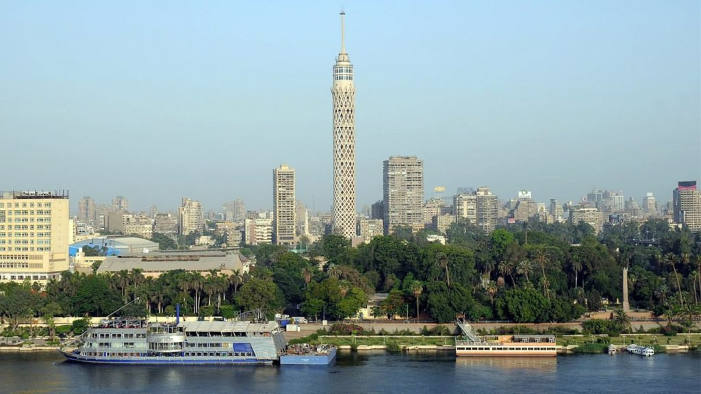 Cairo egypt - most beautiful cities in Africa