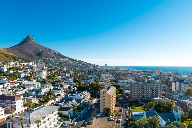 Cape town - most beautiful cities in Africa
