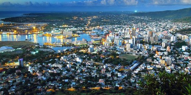 Port Louis - most beautiful cities in Africa