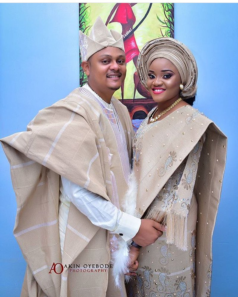 Nigerian Traditional Yoruba Wedding: Nigerian Traditional Wedding Attires; Pictures, Styles