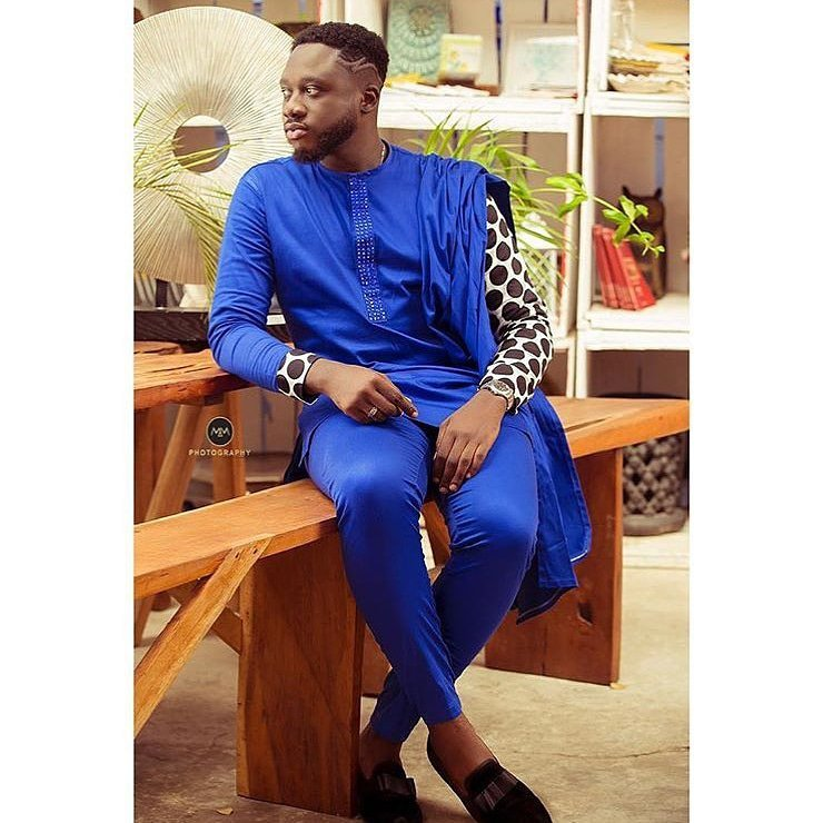 African mens attire 2018