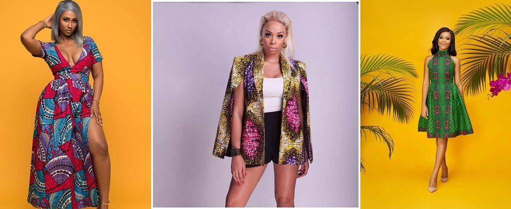 New African Print Dresses 2018 Ladies Summer