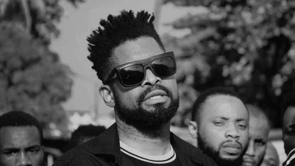 Image result for Basketmouth ''Badman Bob'' - Dia Fada ft Sound Sultan & Item 7 (Official Video)