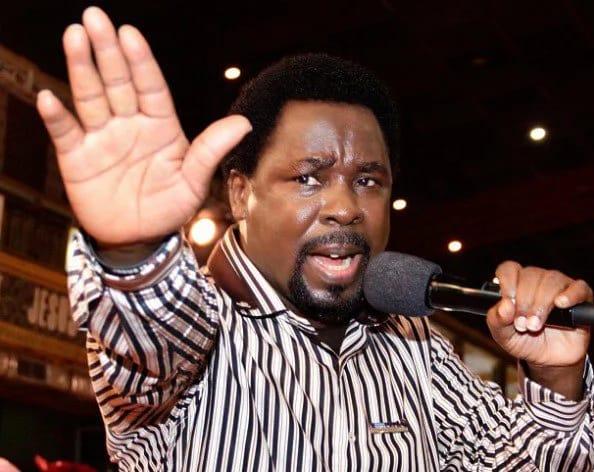 Prophet T.B. Joshua